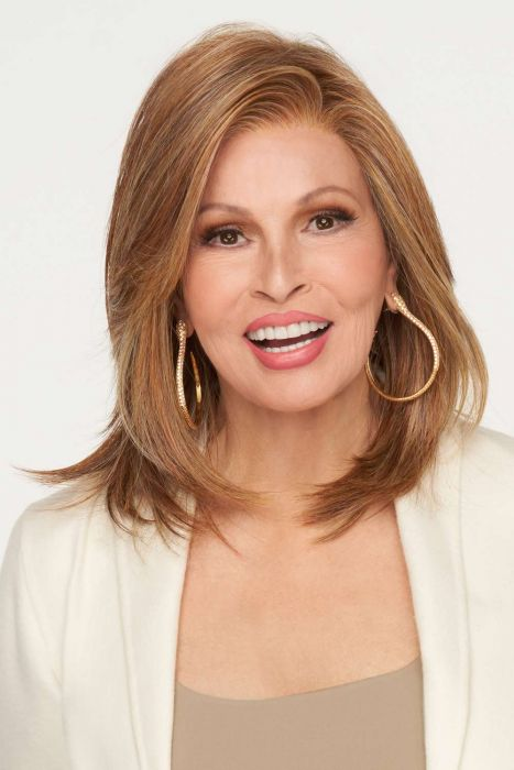 Pretty Please! by Raquel Welch Wigs - Heat Friendly, Hand Tied, Lace Front, Monofilament Top Wigs
