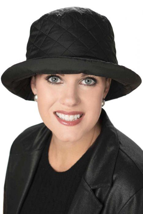 Seattle Rain Hat - All Weather Snow Sleet Hats For Women