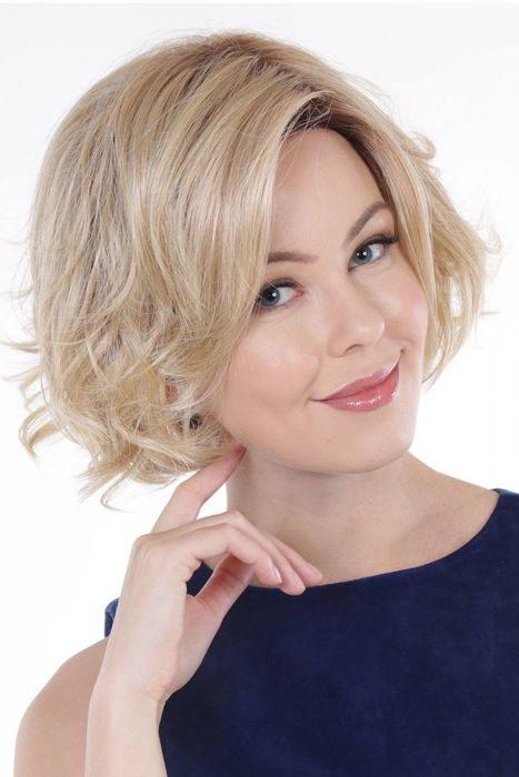 Siciliano by Belle Tress Wigs - Heat Friendly Synthetic, lace front, Monofilament Part