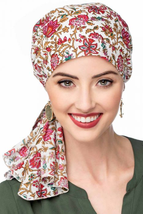So Simple Scarves™ - Pre-Tied Scarf Headcovering