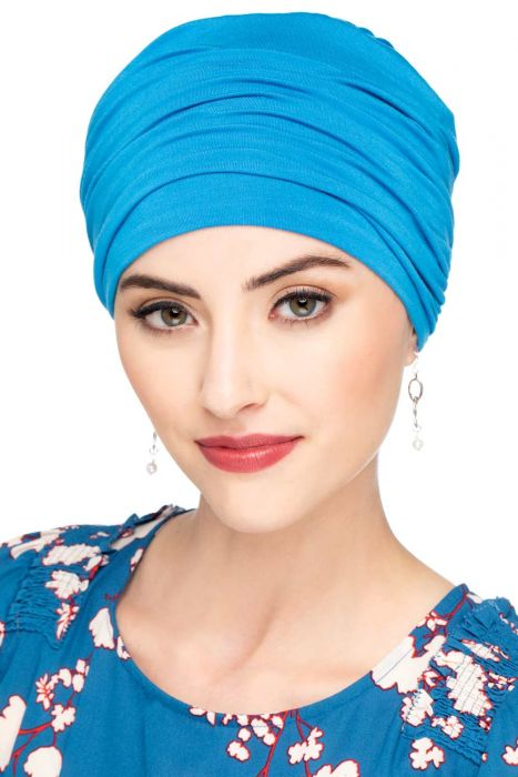 Sophisticate Turban by Cardani® | Silky Soft Viscose from Bamboo Hat