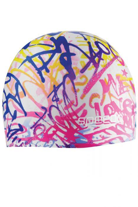 Speedo Love Music Swim Cap |