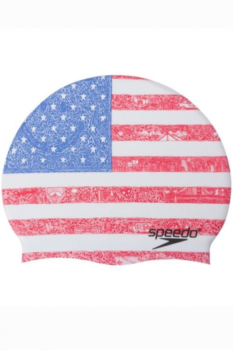 Speedo World Tour Swim Cap