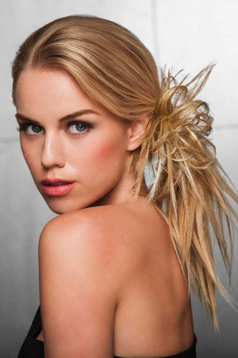 Spiky Clip Hair Accessory by Hairdo Wigs