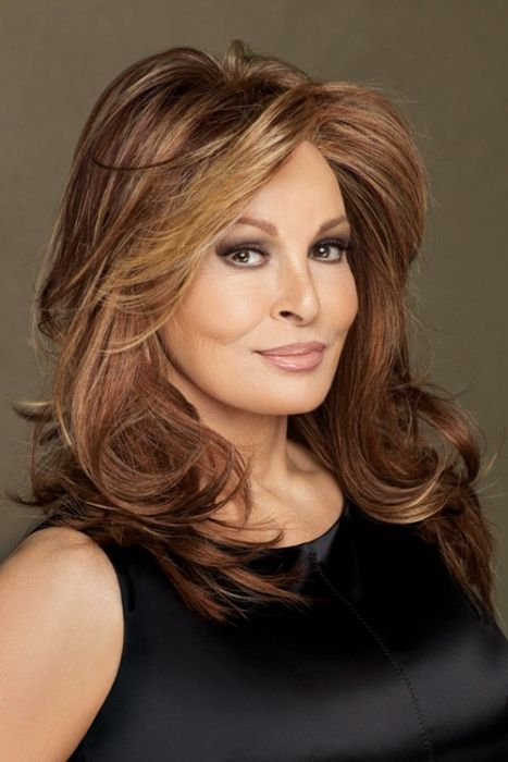 Spotlight Elite by Raquel Welch Wigs - Lace Front, Hand Tied, Monofilament, Heat Friendly Synthetic Wig