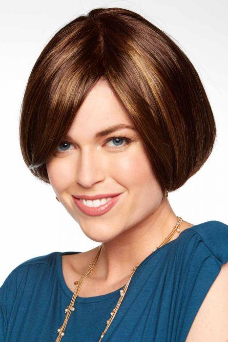 Amanda by Cardani   Stacked Bob Monofilament Wig