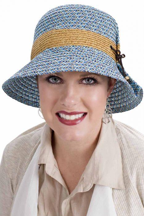 Aubrey Cloche Hat   Summer Sun Hats for Women
