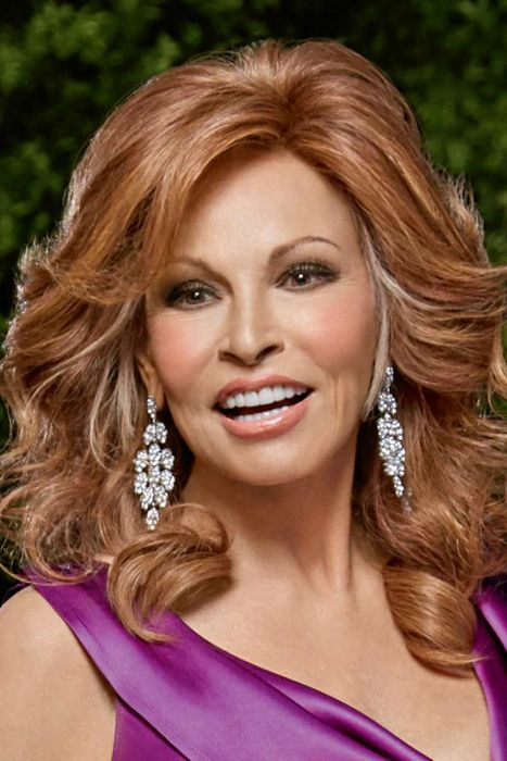 The Good Life by Raquel Welch Wigs - Remy Human Hair, Hand Tied, Lace Front, Monofilament Wig