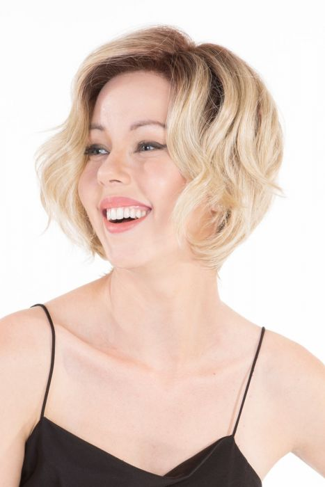 Tia Maria by Belle Tress Wigs - Lace Front, Partial Monofilament Wig