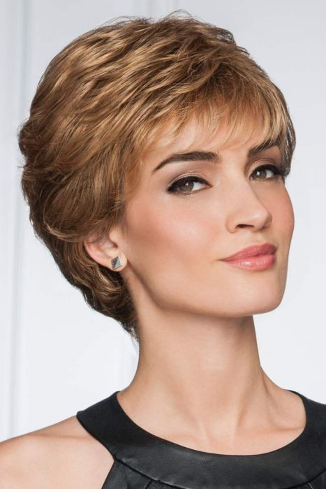 Upper Cut by Eva Gabor Wigs- Monofilament Top Wig