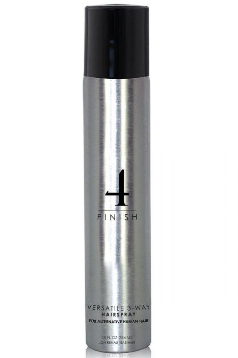 Jon Renau Versatile 3-Way Hairspray for Human Hair