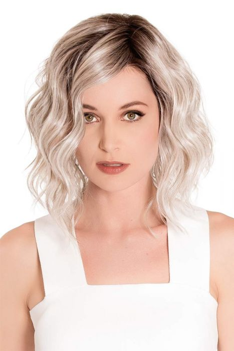 Vienna Roast by Belle Tress Wigs - Heat Friendly Synthetic, Lace Front Wig