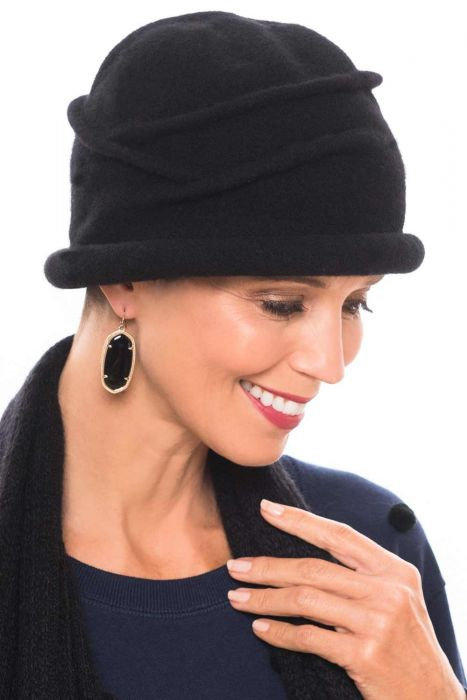 Wool Alani Cloche Hat | Fall & Winter Hats for Women