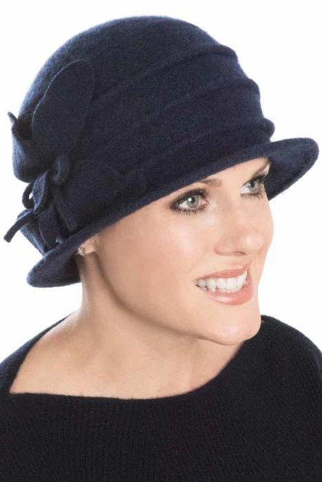 Wool Ireland Cloche Hat for Women