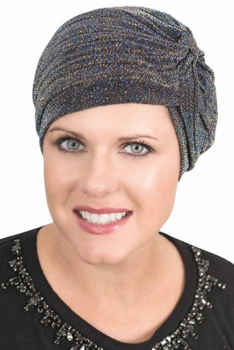 Yasmin Twist Turban - Retro Vintage Style Turbans for Women