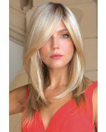 Milan by Noriko Wig - Monofilament Hair Enhancer Topper