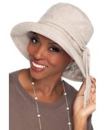 Bow Tie Sun Hat | Cardani Sun Protection UPF 50+ | 100% Cotton Hats with Aloe Vera Lining
