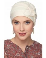 Butterfly Fringe Beanie Pull-On Hat