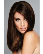 Indulgence Topper by Raquel Welch Wigs - Remy Human Hair, Monofilament Top Hairpiece