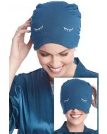 Eyelash Sleep Cap   Sleeping Hat & Travel Sleep Mask   Cardani Bamboo Viscose