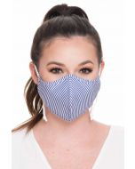 Woven Cotton Face Mask   Medical & Surgical Face Cover Mask for Coronavirus