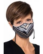 Clearance Colors Bamboo Face Mask with Filter Pocket   Medical & Surgical Mask for Coronavirus