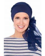 Lanie Pre Tied Scarf Cap   Ready Tie Head Scarves