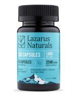 25mg CBD Oil | 40 Full Spectrum CBD Capsules | Hemp Extract & Natural Ingredients |