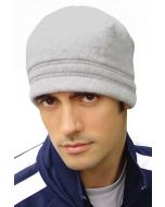 Fleece Night Beanie Sleep Cap - Night Cap for Men
