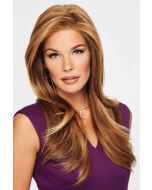 """Top Billing 12"""" Hairpiece by Raquel Welch Wigs- Monofilament, Lace Front Topper"""