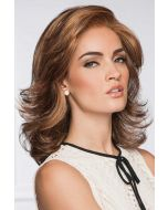 Socialite by Eva Gabor Wigs- Monofilament Part & Lace Front Wig