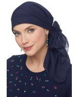 Large Cotton Square Head Scarf | Solid Oversized 100% Cotton Headscarves