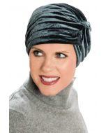 Velour Twist Turban for Women