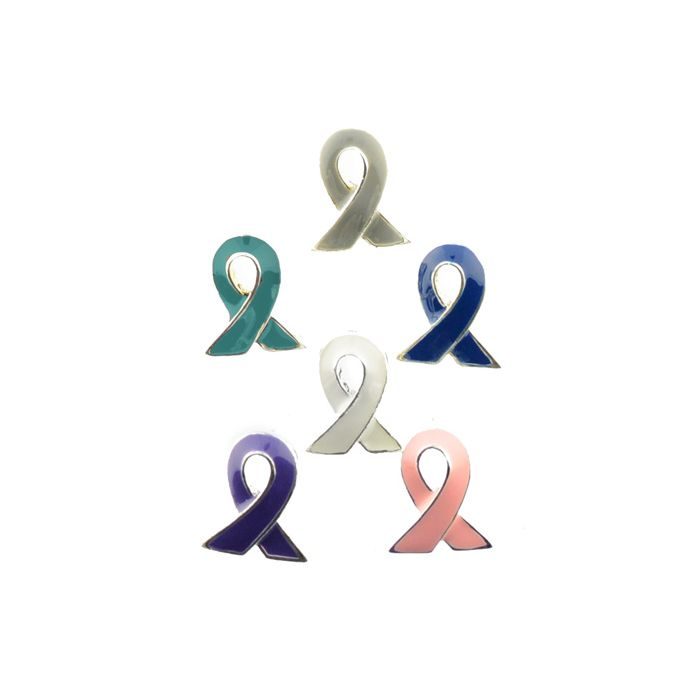 Cancer Awareness Tack Pin Breast Cancer Lung Cancer