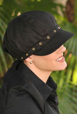 Alice Newsboy Hat