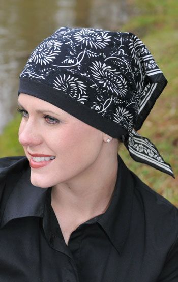 FACTORY SECONDS - Bandana Chemo Cap Headcovering