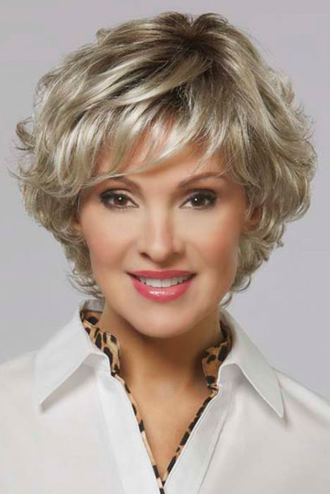 Lindsay by Henry Margu Wigs - Lace Front, Monofilament Part Wig