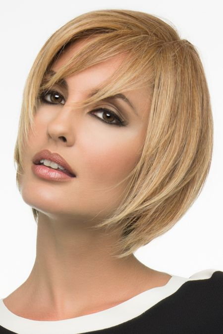 Shyla by Envy Wigs - Hand Tied, Monofilament, Human Hair & Synthetic Blend