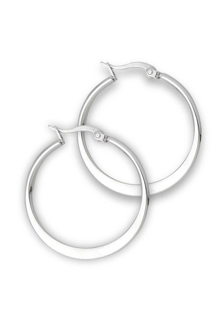Hoop Earrings | Everyday Surgical Steel Hoop Earring