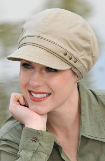 Gabby Newsboy Hat