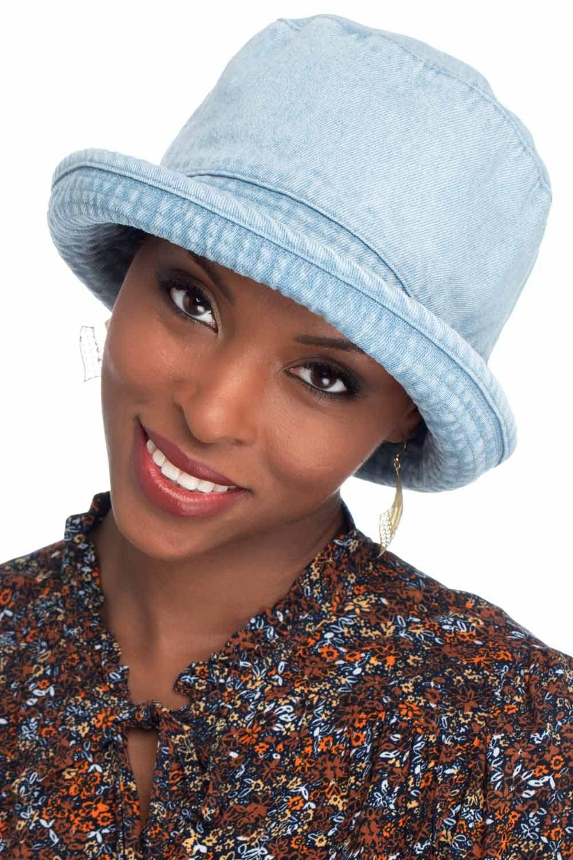 Denim Bucket Hat Bucket Hats For Women