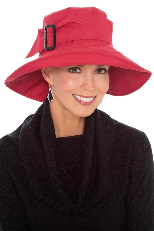 Malia Rain Hat | Rain Hats for Women