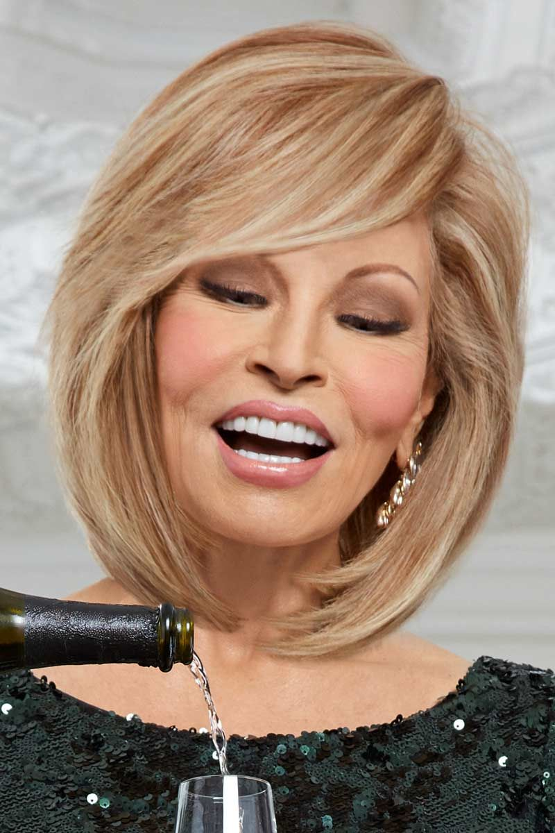 Savoir Faire by Raquel Welch Wigs - Remy Human Hair, Hand Tied, Lace Front,  Monofilament Wig