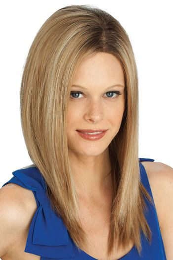 Manhattan Soiree by Louis Ferre Wigs- Monofilament, Lace Front Wig