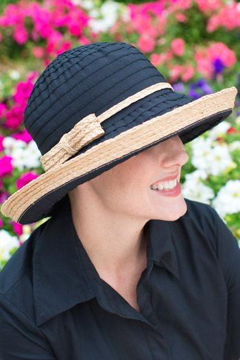 Mindy Ribbon Braid Hat