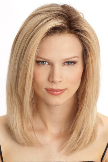PLF001HM by Louis Ferre Wigs - Human Hair, Hand Tied, Monofilament, Lace Front Wig