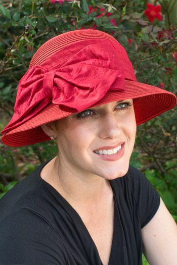 Rowan Bow Hat