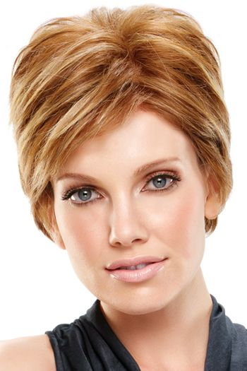 Anne by Jon Renau Wigs - Lace Front, Hand Tied. Monofilament Wig