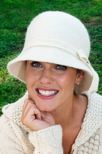 Wool Aurora Hat