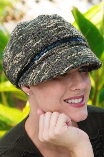 Berber Belinda Newsboy Hat